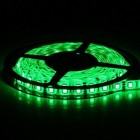 Banda led verde 12v interior