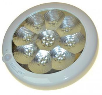 Plafoniera led senzor