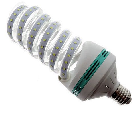 bec led spirala
